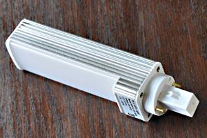 LED-lamp - PLC-lamp